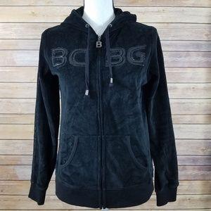 NWT BCBGMaxAzria M MEDIUM Sequin Jacket Coat